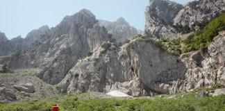 La valle di Vrana e Madhe