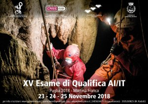 XV esame di Qualifica AI - IT Puglia 2018
