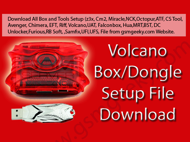 Volcano Inferno Setup File Download | GSM Geeky