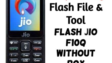 Photo of LYF Jio F10Q Tested Flash File And Tool Working 100%