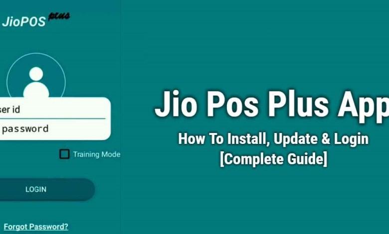 JIOPos Plus APK V12.4.1 Latest Free Download 1