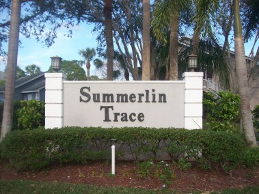Property Management Summerlin Trace
