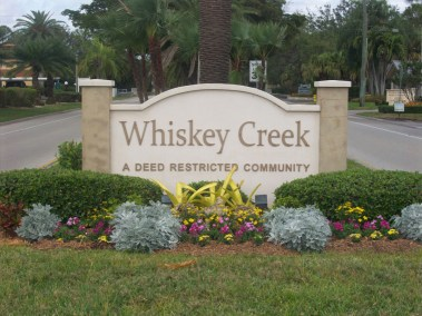Property Management Whiskey Creek