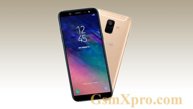 Stock Firmware A6 2018 Samsung Galaxy SM-A600