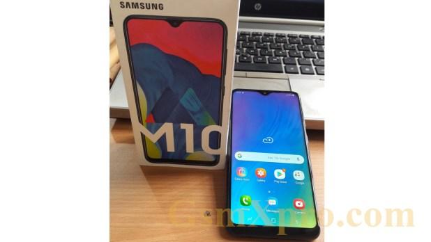 Stock Firmware Samsung Galaxy M10 SM-M105