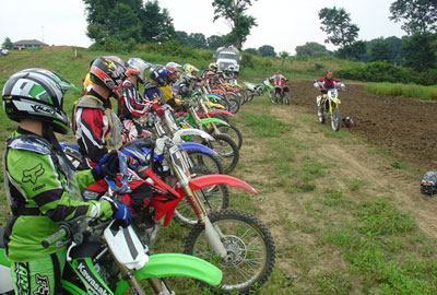 Motocross Riding Skills