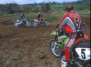 Private Motocross Lesson Deposit