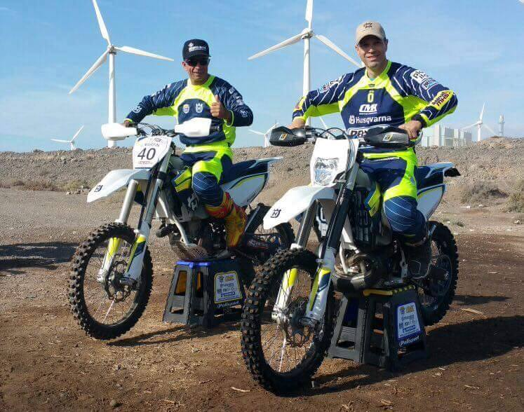 1st GSMXS Certified MX Instructor in Europe