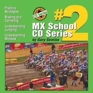 Motocross School CD Series