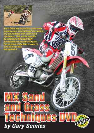 GSMXS MX Sand and Grass front cover