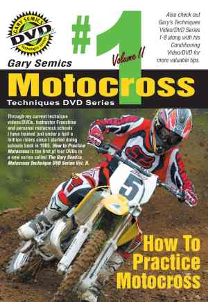GSMXS How to Practice Motocross front cover
