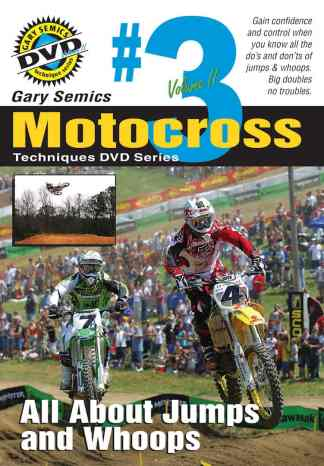 motocross Jumps and Whoops