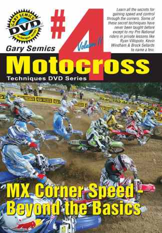 motocross corner speed