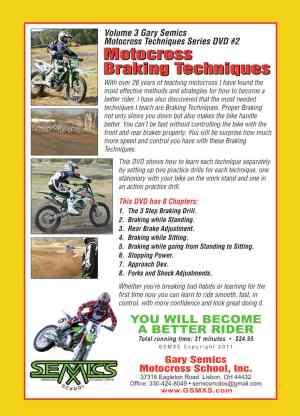 Motocross Training Value Pack