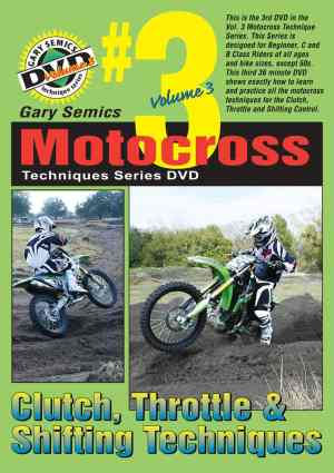 Clutch Throtte Shifting Techniques front cover