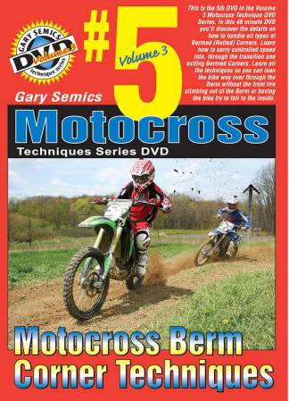 motocross rutted cornering