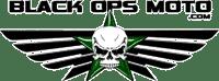 Black Ops Moto Logo