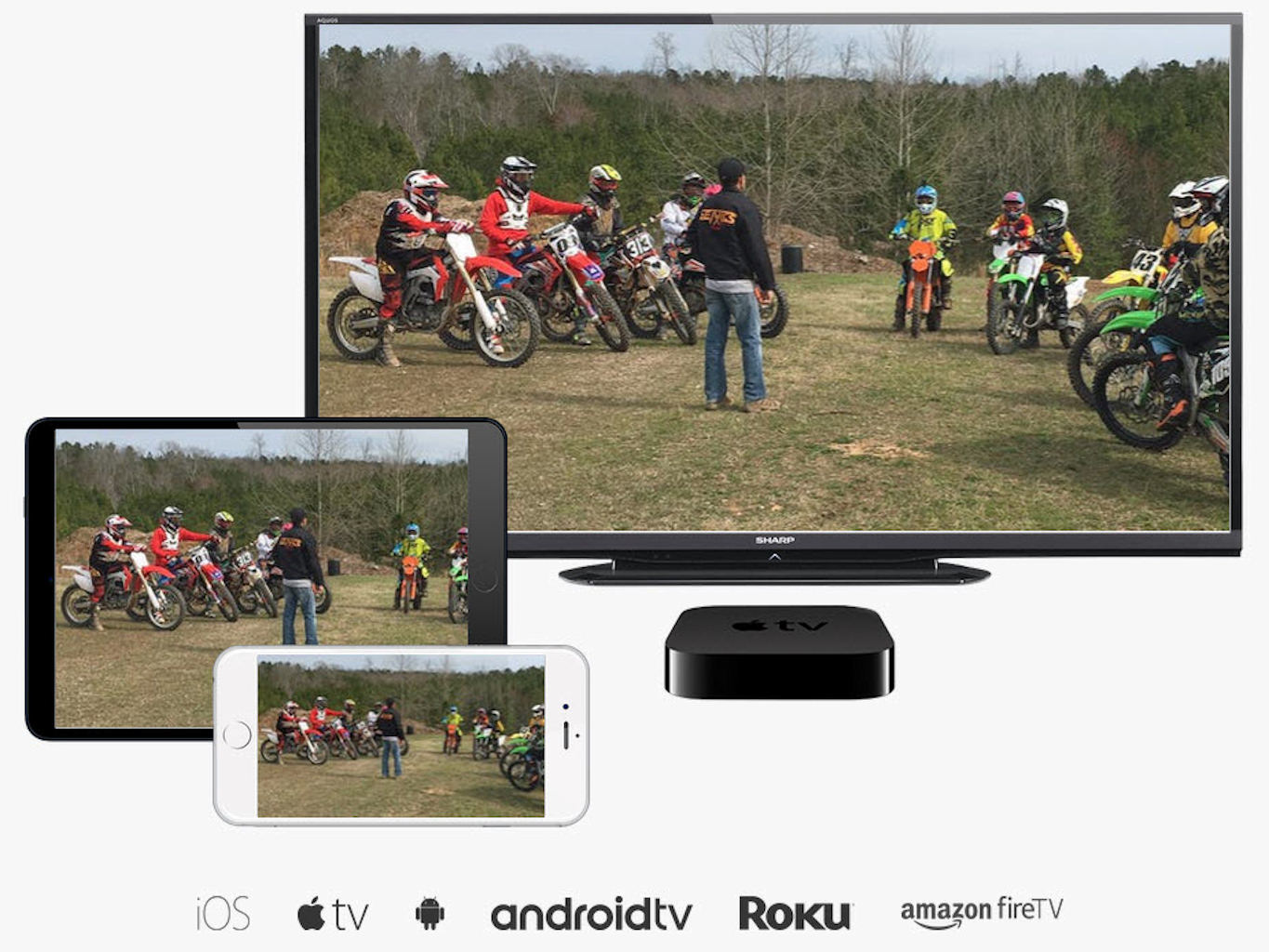 New – Streaming MX Training Videos/Video On Demand.