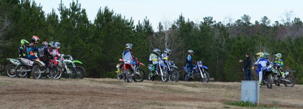 motocross school for vets
