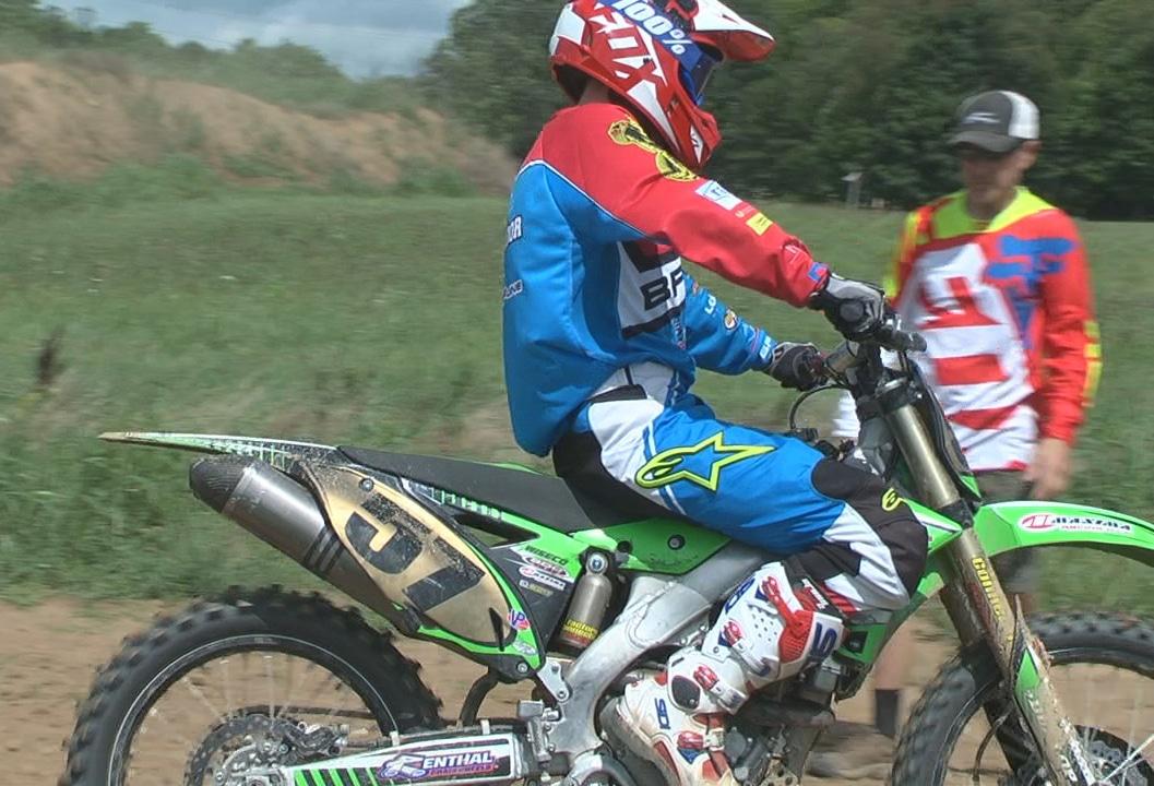 Motocross schools for vets