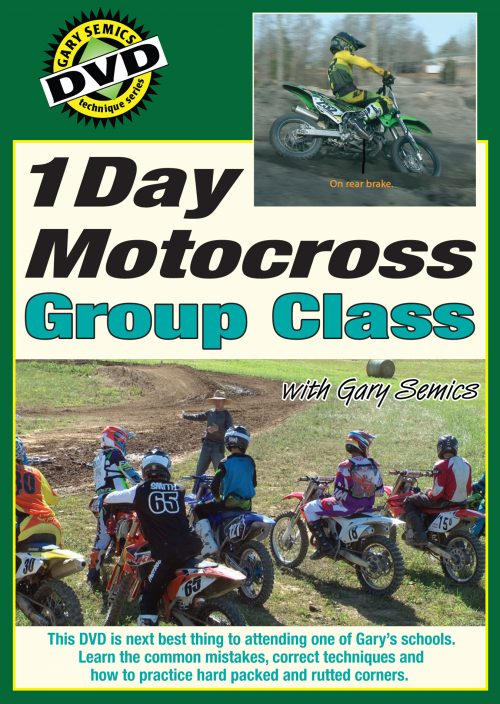 New Motocross DVD release by Gary Semics