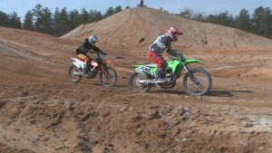 Motocross dvd Gary Semics