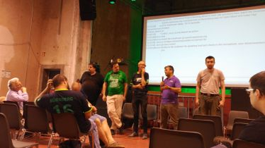 openSUSE meeting