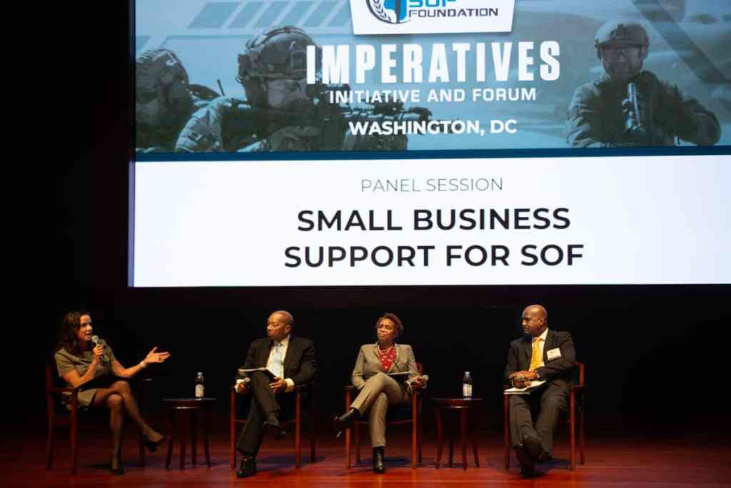 The Inaugural SOF Imperatives Forum