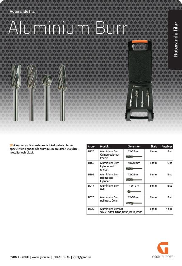D125_D520_Aluminium_Burr