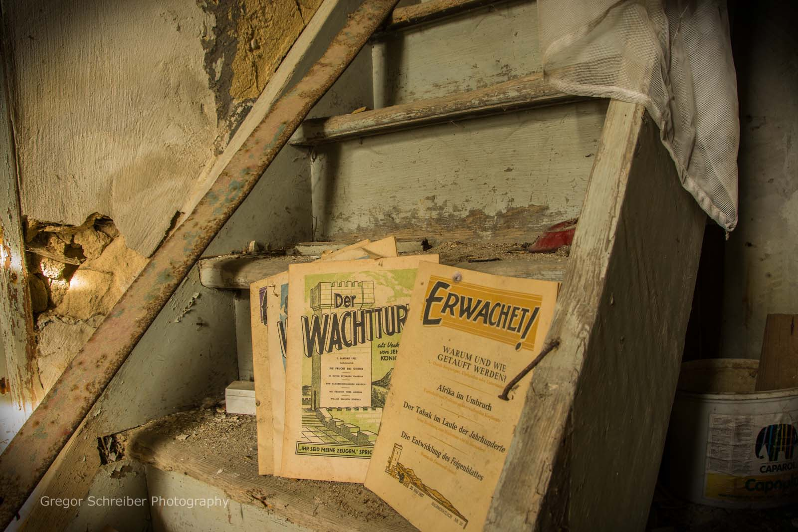 Lost Places - Haus am Waldrand
