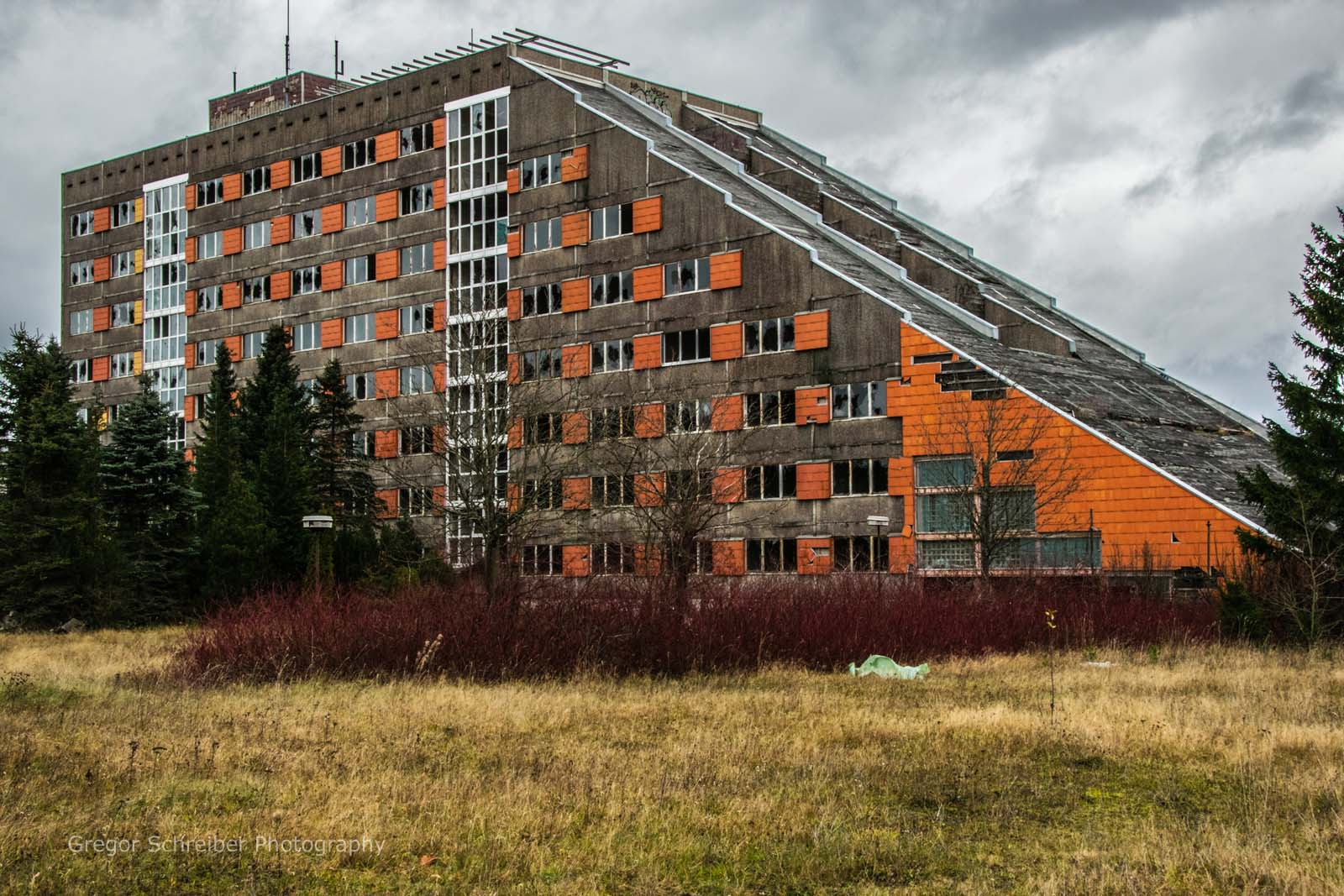 Lost Places - NVA Erholungsheim