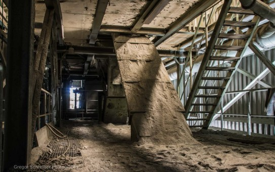 Lost Places - Stillgelegter Steinbruch