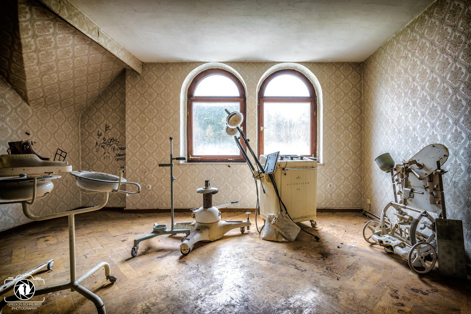Ehemaliges Kreiskrankenhaus