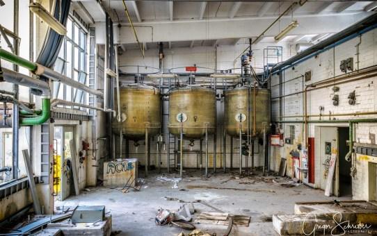 Klebstofffabrik