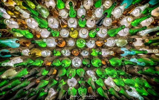 Das Glasflaschenhaus