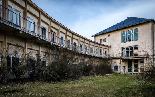Lost Places - Sanatorium L