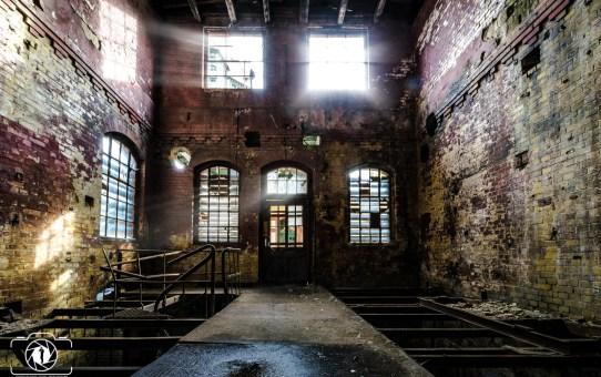 Lost Places - Beelitz Heilstätten - Fleischerei, Bäckerei, Wäscherei & Kesselhaus