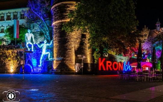 Kronach leuchtet 2017