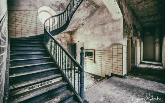 Ehemaliger Rangierbahnhof