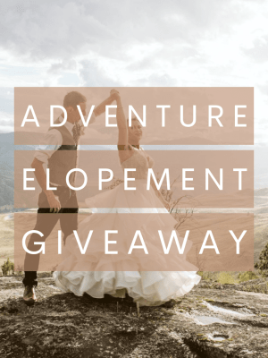 2021 adventure elopement giveaway washington state by gsquared weddings photography
