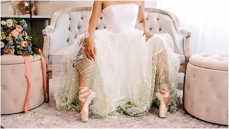 Snohomish Ballerina Bride | Snohomish & Seattle Wedding Photography | GSquared Weddings