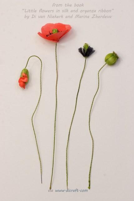 Poppies by Marina Zherdeva