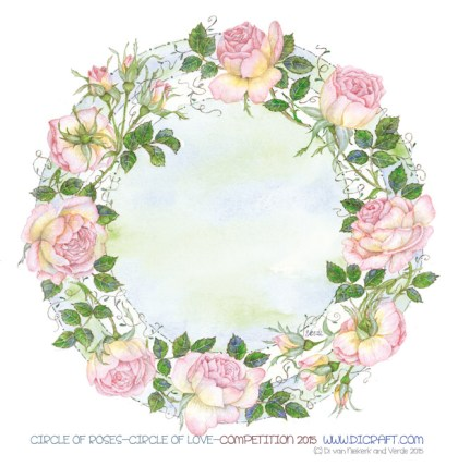 Circle of Roses - Circle of Love