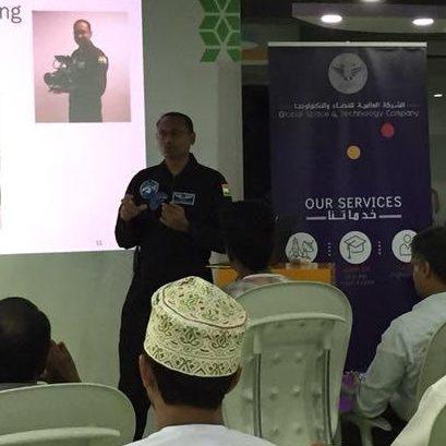 GSTC – Space Oman