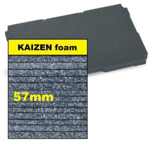 57mm kaizen Foam