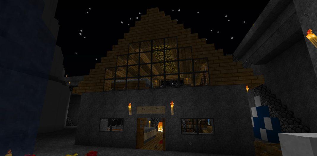 Inn Outside
