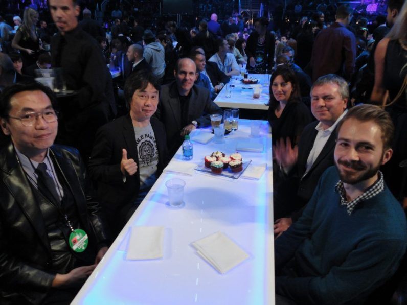 Nintendo's Table
