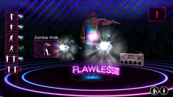 Dance Central - Break It Down Mode - Zombie Walk