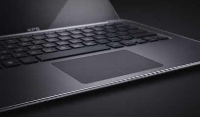XPS 13 Notebook - Trackpad Detail