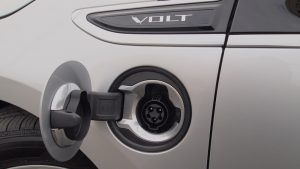 Chevy Volt Exterior / Gas Tank / Lid  - Chevrolet Volt - G Style Magazine - Review